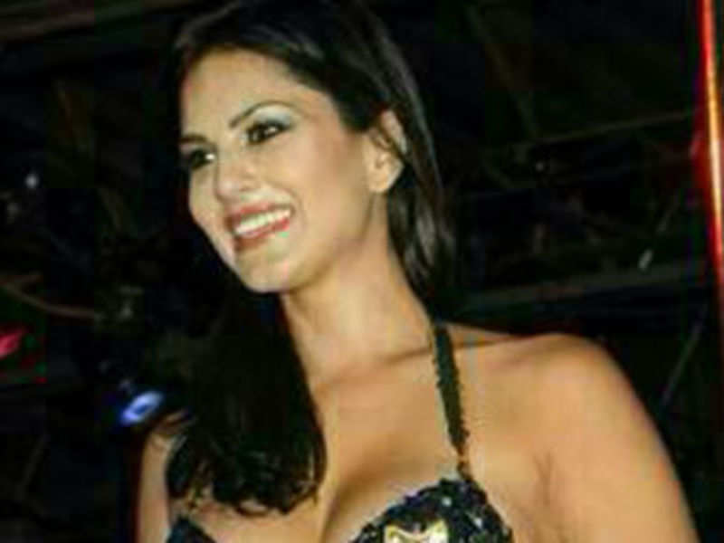 Sunny leone pune party