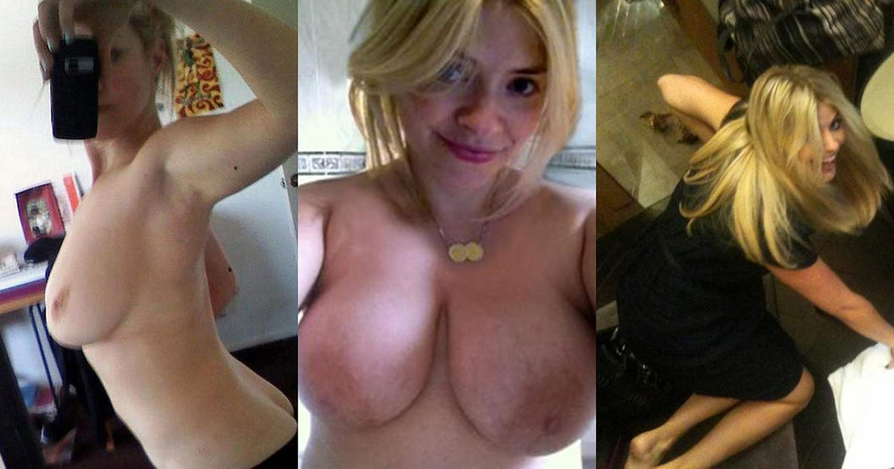 Holly willoughby naked porn