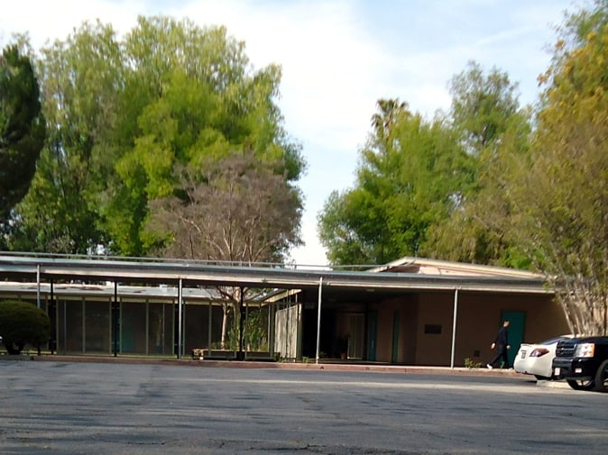 Hughes adult learning center