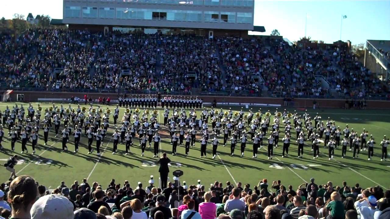 Marching band songs popular