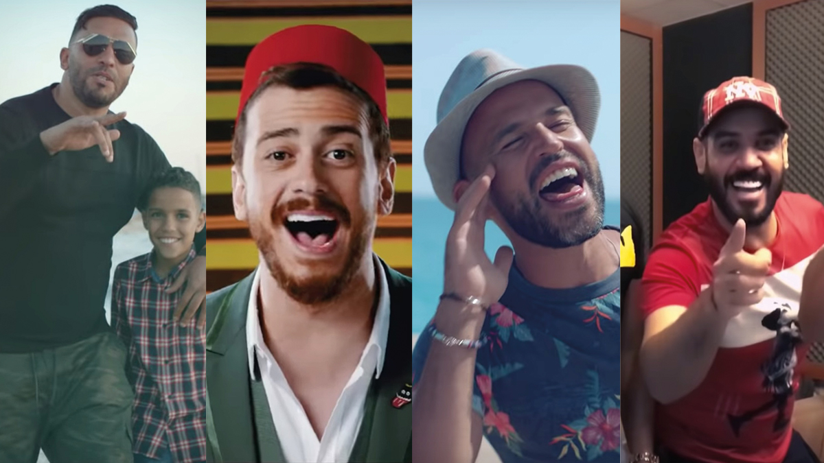 Most popular egyptian songs