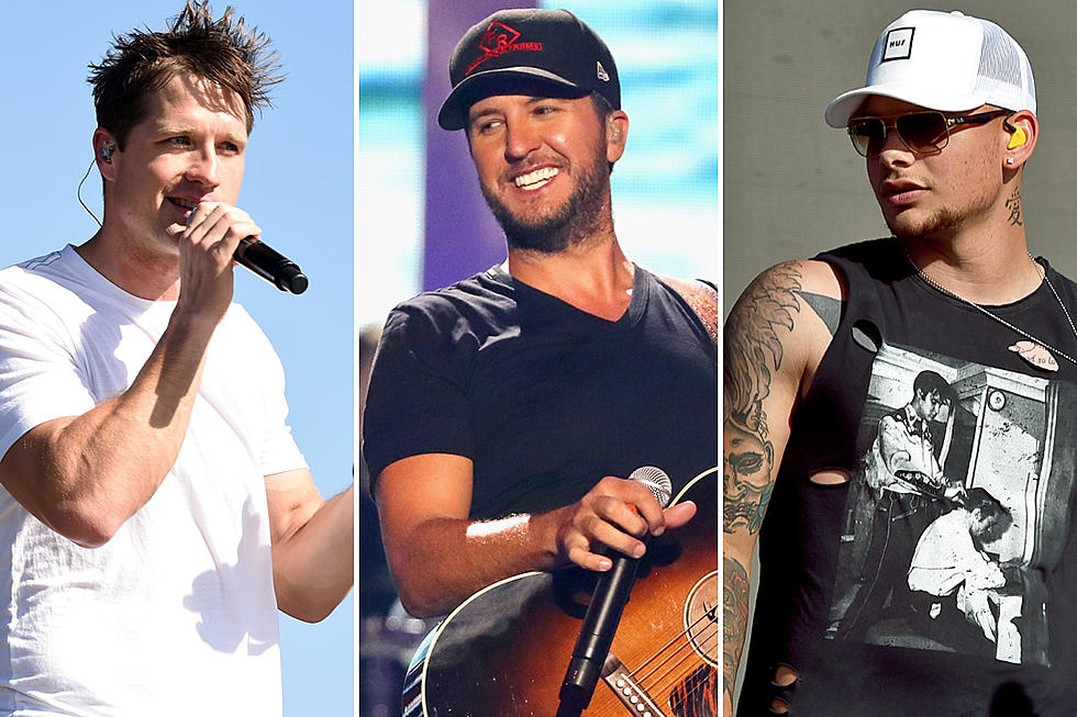 New country music singers male