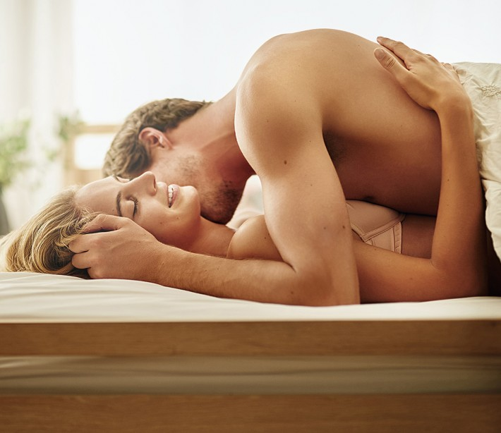 The bed sex