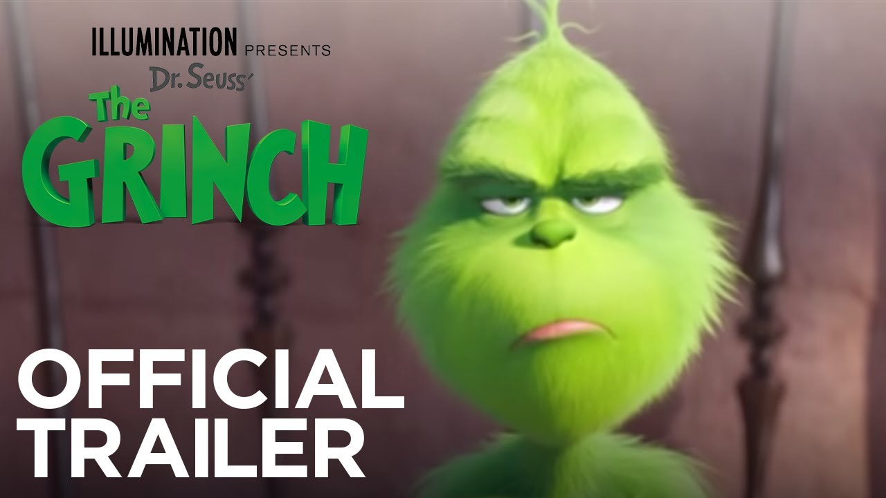 The grinch 2018 full movie youtube